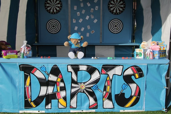 Fairground Darts
