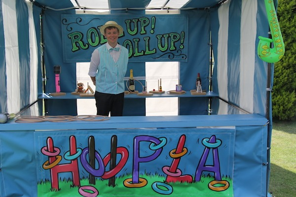 Hoopla Side Stall