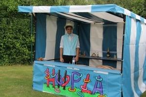 Hoopla Side Stall
