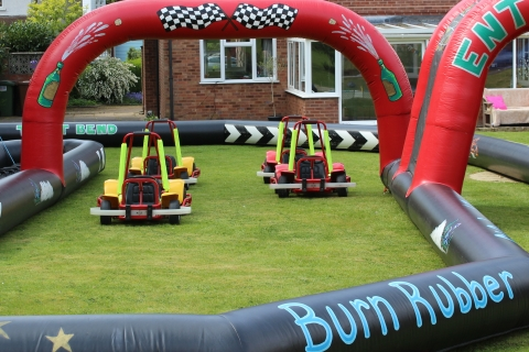 lectric Go Karts Outdoors - Worcestershire