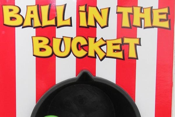 Rules - Bucket Toss!!!