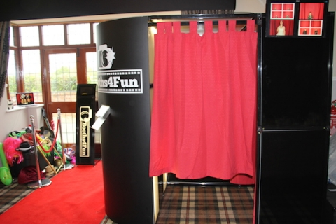 Black Bullet Photo Booth
