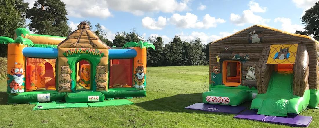 Children's Bouncy Castles