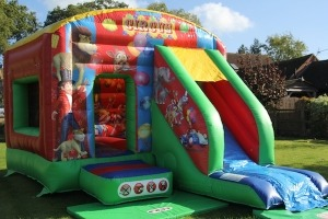 Circus Bounce and Slide