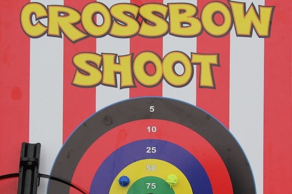 Crossbow Shootout Fete Game