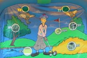 Golf Chipping Challenge