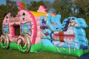 Princess Carriage and Slide