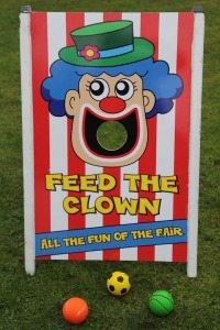 Fete The Clown