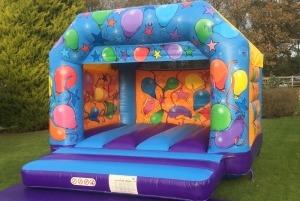 Party Balloon Bouncer