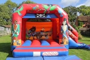 Pirate Bounce and Slide