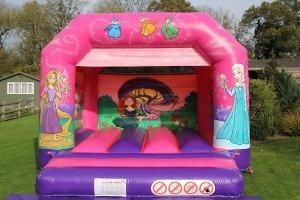Princesses & Fairies Bouncer
